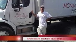 Commercial Office Movers in Portland, Maine | Liberty Bell Moving & Storage