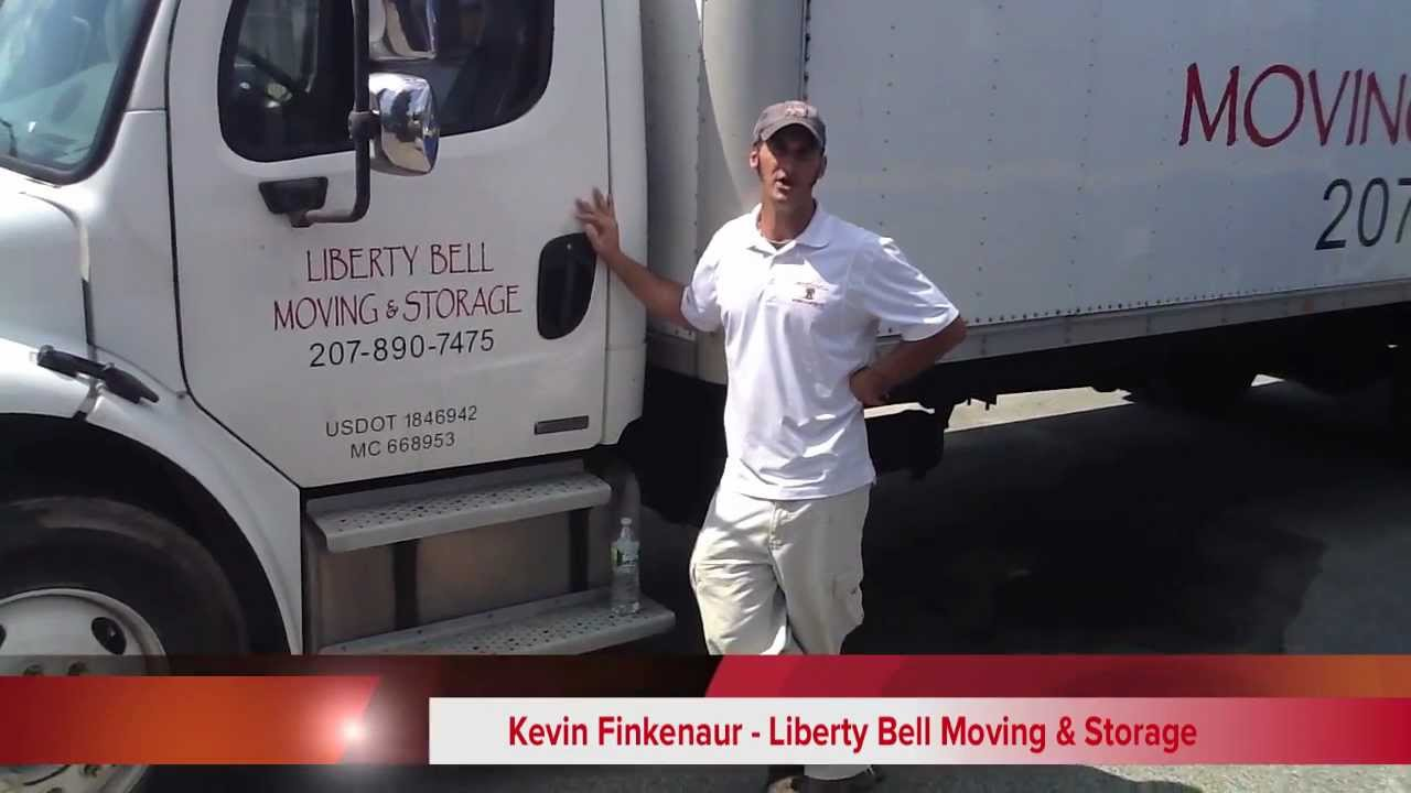 Commercial Office Movers In Portland Maine Liberty Bell Moving Storage You