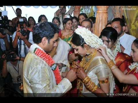 Samvritha Sunil Marriage Wedding Video Youtube