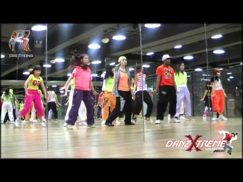 Tonight (I'm Loving You) (Hip Hop Dance Class) Choreographed by Master Ram