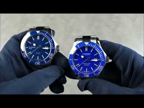 On the Wrist, from off the Cuff: Christopher Ward – C60 Trident Pro 600, Full Review in Blue