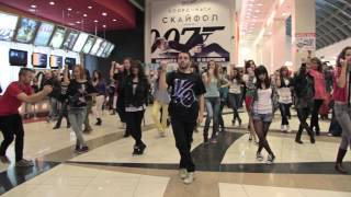 Jennifer Lopez FlashMob - Bulgaria 27.10.2012