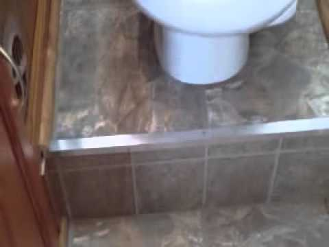Motorhome Project 4 Final Floor Install Youtube