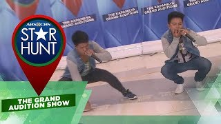 Star Hunt The Grand Audition Show: Tuyik and Rens show their incredible talents   EP 10