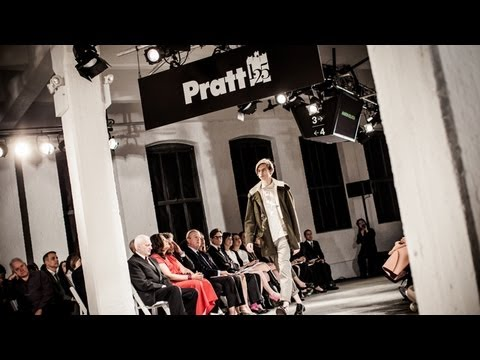 2012 Pratt Institute Fashion Show—Full Show