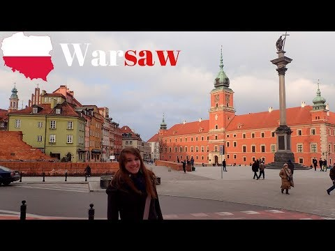 Warsaw, Poland traveling all around the world...