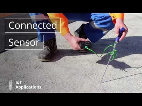 IoT Applications: Connected Sensors