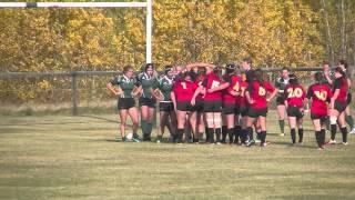 Pandas Rugby vs Dinos (2015) Clip 3