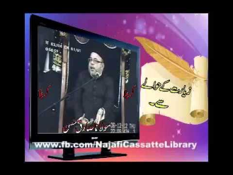 Ziyarat kay hawale say masla - Maulana Sadiq Hasan