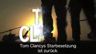 Tom Clancy - »Ziel erfasst« - Thriller, Heyne