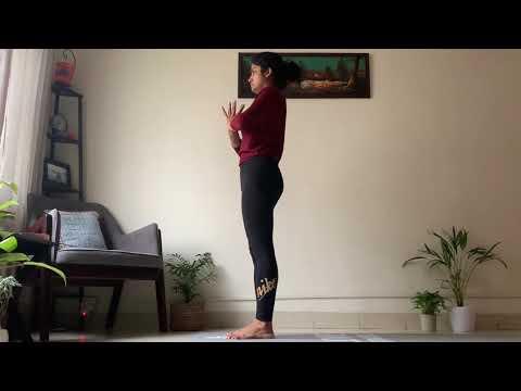 surya namaskar sun salutation for beginners  youtube