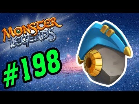 ✔️CHẾ TẠO TRỨNG KIM LOẠI ĐÁ! - Monster Legends Game Mobiles - Quái Vật Android, Ios #198