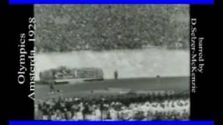 Olympics 1928 Amsterdam Opening Ceremony narred by Selzer-McKenzie SelMcKenzie