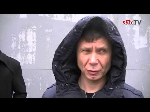 Криминальный авторитет Игорь Осинцев на скамье подсудимых