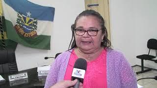 Vereadora Francileide cobra limpeza no Rio Velho e desassoreamento da barragem de Quixeré
