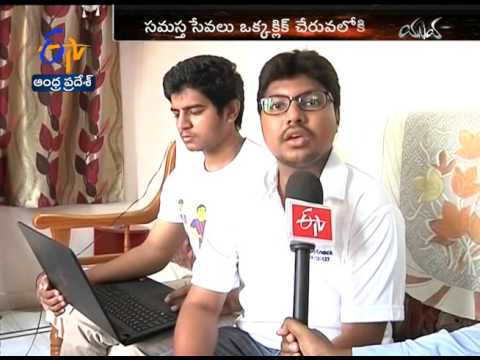 Yuva - Guntur Youth startup SIMPLY KNOCK for home services