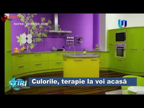 Culorile, terapie la voi acasă