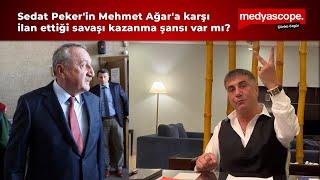Sedat Peker'in Mehmet Ağar'a karşı ilan ettiği savaşı kazanma şansı var mı?