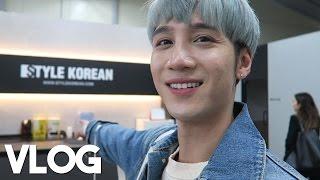 Visiting Stylekorean's Warehouse (and Taking Free Shit) lol || Vlog - Edward Avila
