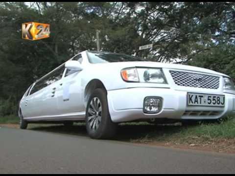 Wasiotambulika : Kutana na mkenya mvumbuzi wa gari refu la kifahari nchini Kenya