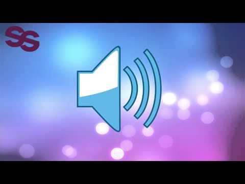efecto de sonido: