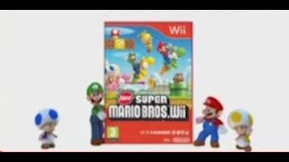 New Super Mario Bros. Wİi - Commercials collection