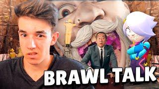 REACCIONANDO a la BRAWL TALK MAS RARA de BRAWL STARS