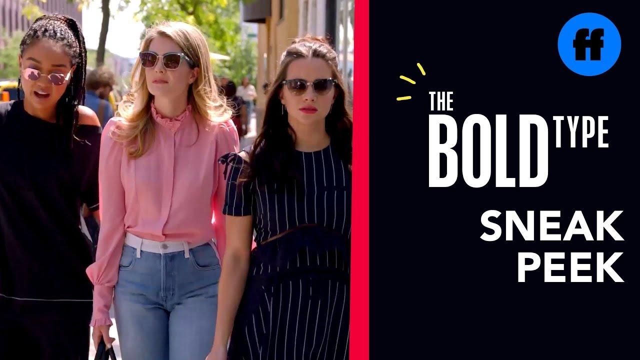 Download The Bold Type Season 3, Episode 2   Sneak Peek: Sutton Doesn't Want a Housekeeper