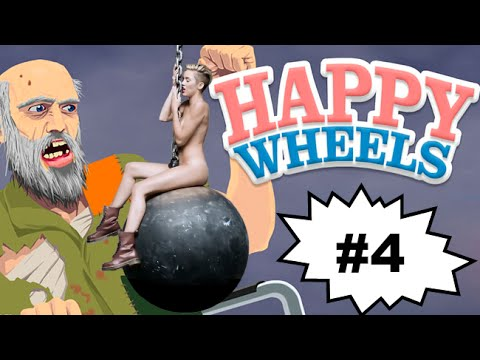 Happy Wheels #4  Master of Wrecking Balls