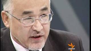 Kyrgyzstan -- Lawmaker vs. NGO leader on Islam (IQ TV show by Azattyk (12.01.2011). Part 2