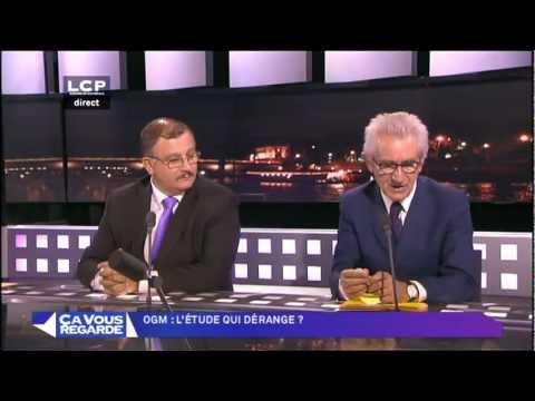 Séralini OGM DÉBAT députés Chanteguet Sauvadet GNIS COMPLET