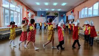 Спортивное мероприятие  в честь 23 февраля в группе Пчелки Праздник детям