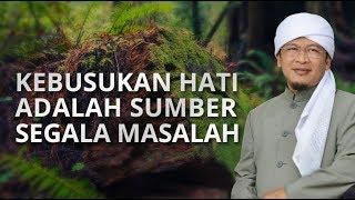 "CERAMAH Aa Gym Terbaru 2017  VIDEO KAJIAN MQ PAGI ""KEBUSUKAN HATI ADALAH SUMBER SEGALA MASALAH"""