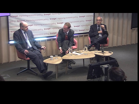 Financial Times – Bruegel Forum: the future of Europe after