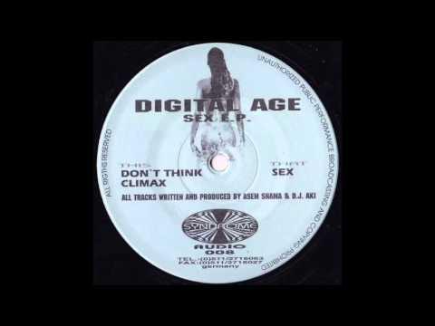 Digital Age – Sex EP ( A Sex ) Acid