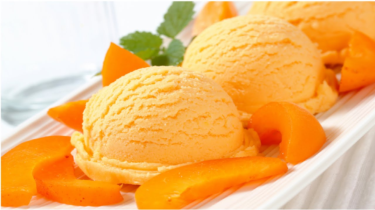 Mango Ice Cream Pictures