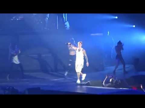 Justin Bieber Zagreb Arena