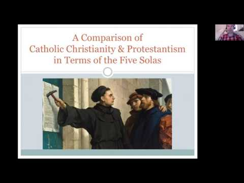 A Roman Catholic Examines the Five Solas: A Conversation with Peter D. Williams