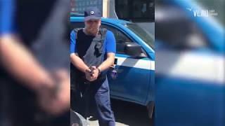 видео В Краснодаре сотрудник милиции застрелил автомобилиста