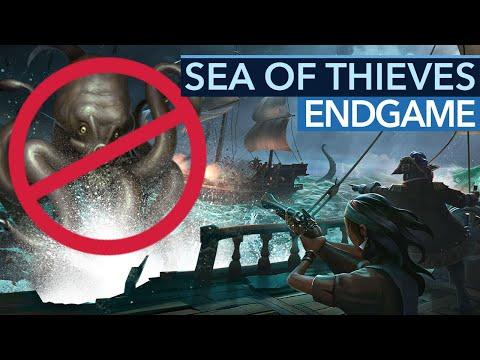 Sea of Thieves - Endgame, Echtgeld-Shop & vorerst kein Seemonster - Preview / Vorschau