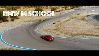BMW Performance Driving School West - Cool Drone Views
