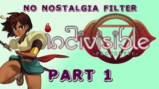 Indivisible Prototype #1 - The Power to Axe- No Nostalgia Filter