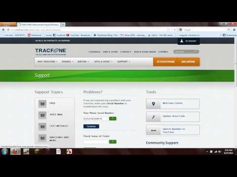 how to fix tracfone needing puk code - YouTube