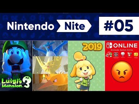 A New Nintendo Direct & Leaks Galore! - Nintendo Nite Podcast Episode #05