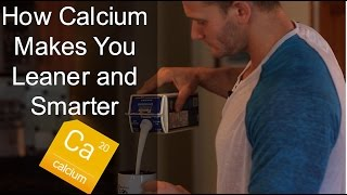Calcium: The Secret Brain Booster and Fat Burner