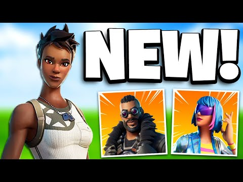 EVERYTHING New In The NEW FORTNITE UPDATE! (Recon Expert, FREE Items + MORE)