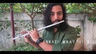 VADACHENNAI   Ennadi Maayavi Nee   Flute Cover