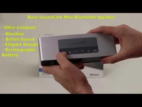 Bose® SoundLink® Mini Bluetooth Speaker
