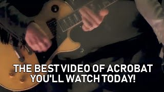 The BEST VIDEO of U2's ACROBAT you'll watch today!