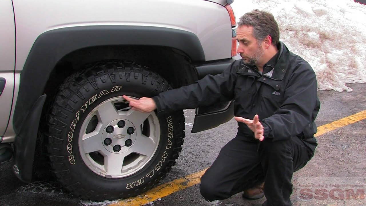 Goodyear Wrangler DuraTrac off-road tire - YouTube